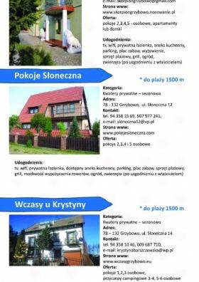 Katalog Gminy Kołobrzeg - Obiekt z Klimatem strona 5