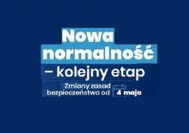 Powrót do normalności- II etap znoszenia zakazów.