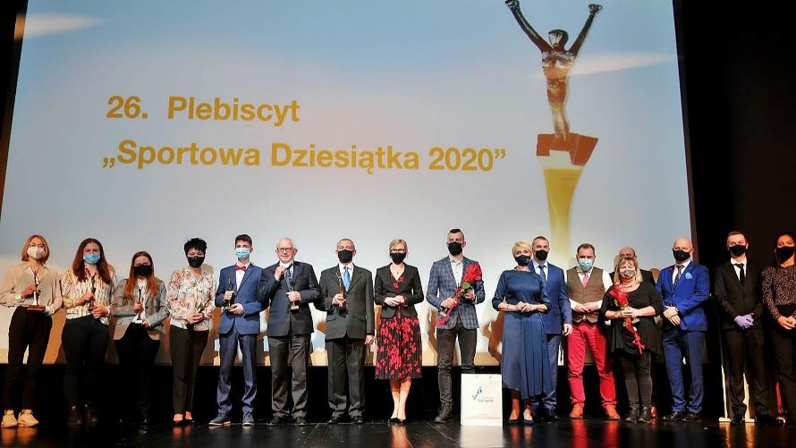 Wyniki plebiscytu Sportowa Dziesiątka 2020