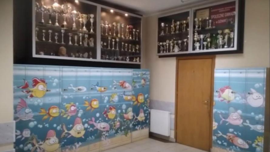 Nabór w szkole w Dźwirzynie.