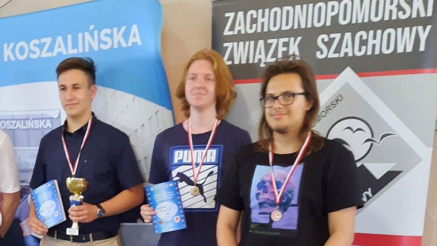 Złoty medal Miłosza w Wojewódzkiej Olimpiadzie Młodzieży